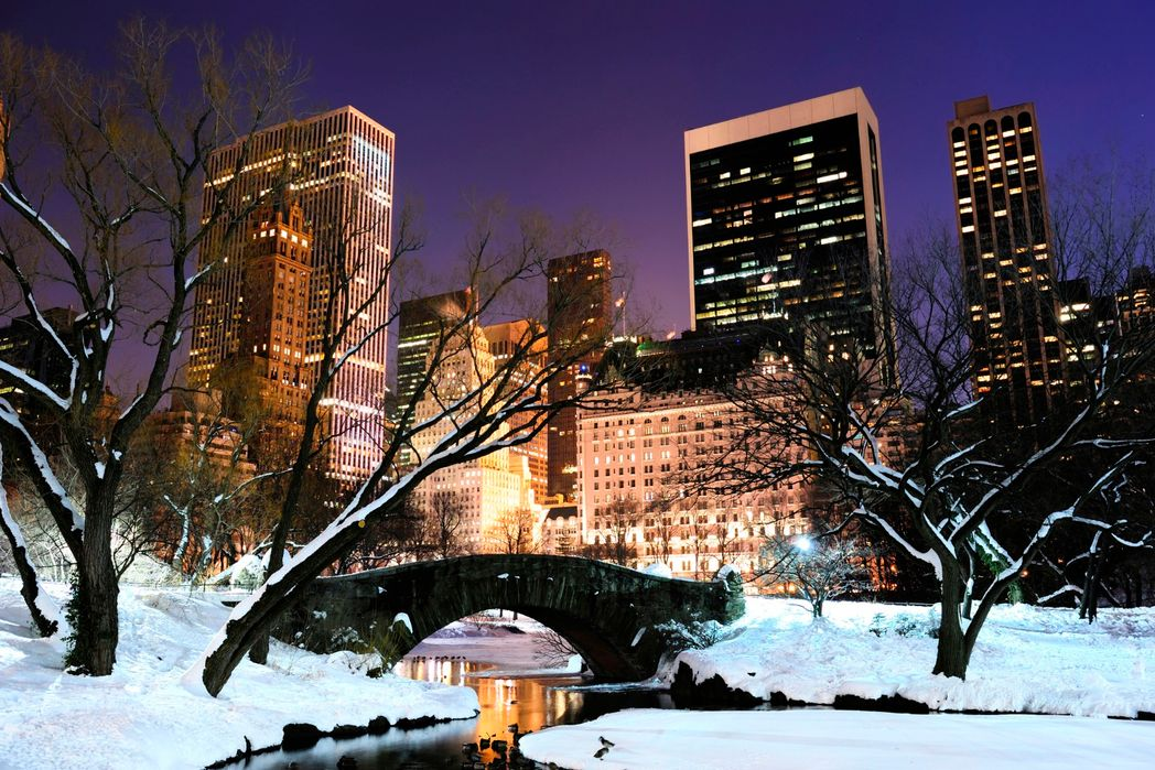 Winter in New York - Top 10 Christmas and New Year holidays for 2019/2020
