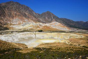 Tριήμερο του Δεκαπενταύγουστου στην ηφαιστειακή Νίσυρο