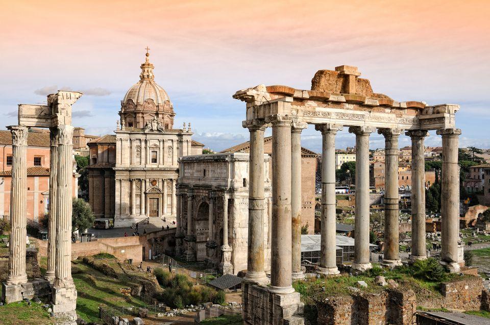 Roma Raffaello