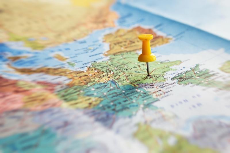 海外旅行 世界地図 今年行くべき旅先トップ10