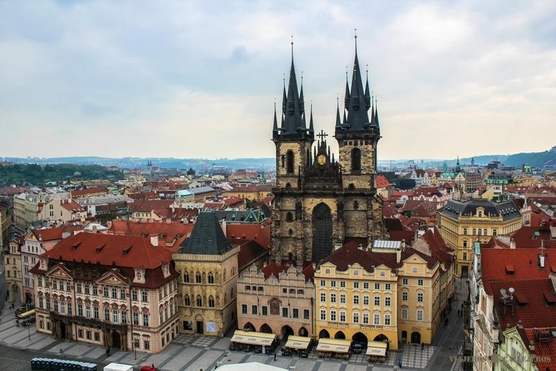 Prague Castle - מצודת פראג