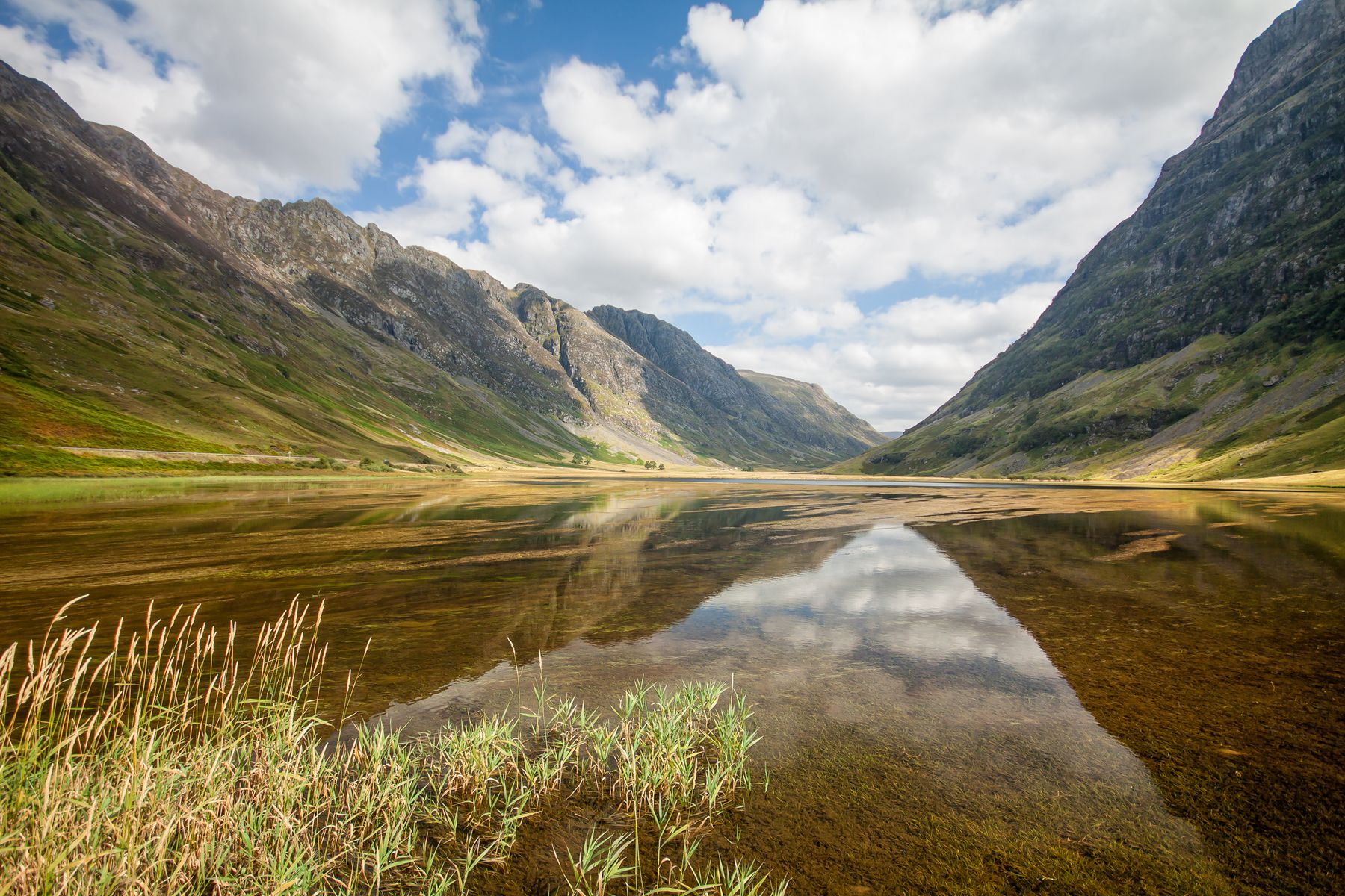 Scotland's lochs are are an incredible destination for an adventure holiday in the UK