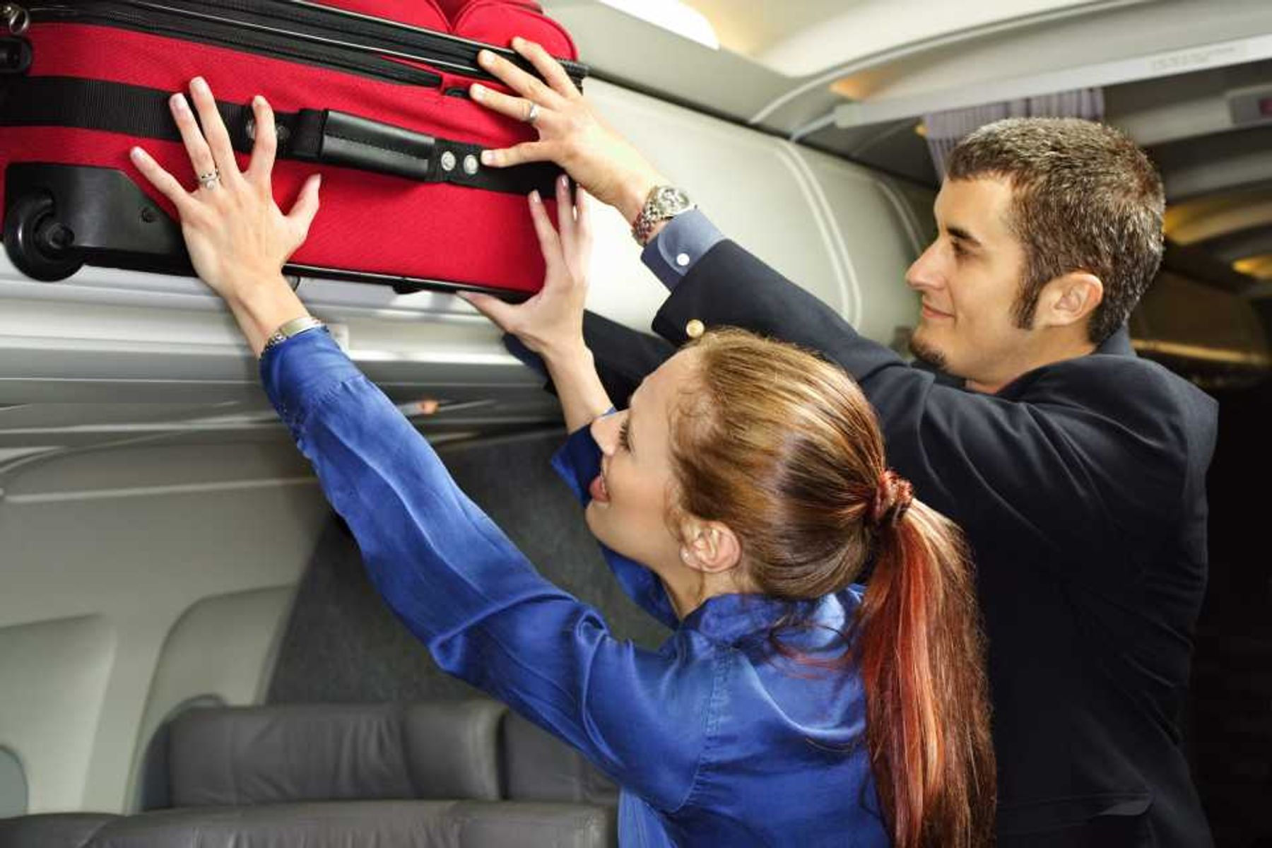 EasyJet handbagage en ruimbagage