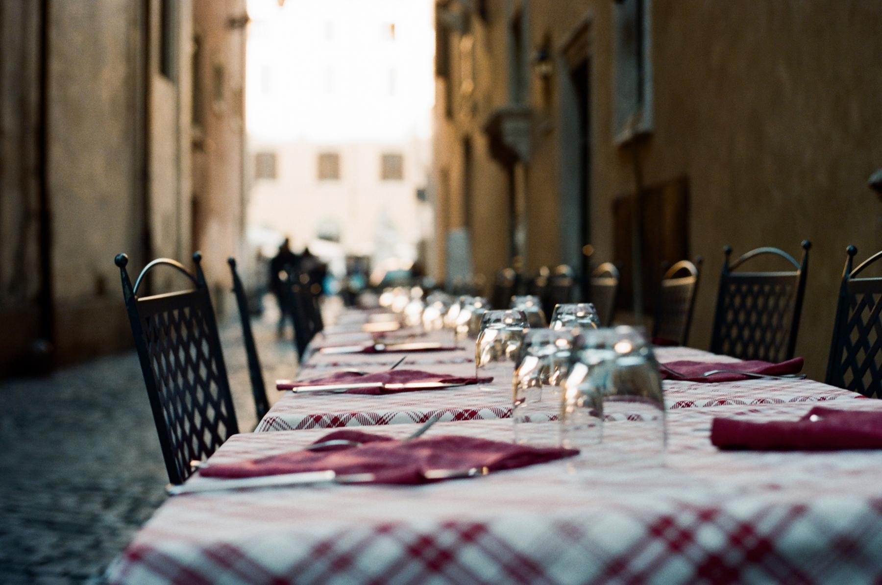Romanttinen kaupunkiloma Roomassa