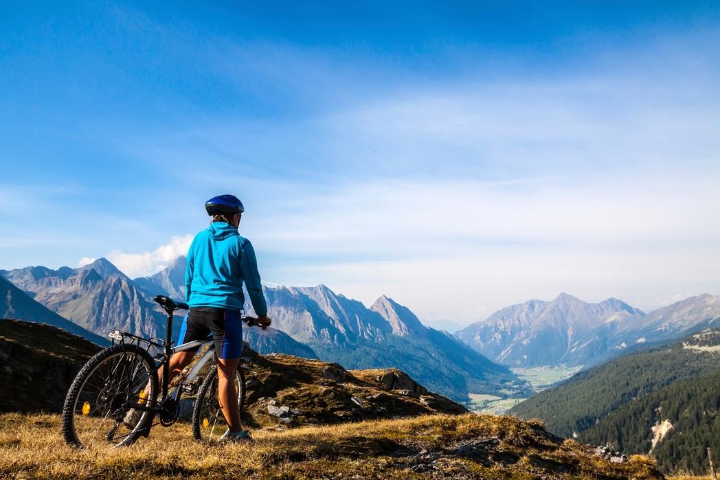 Ποδήλατο στα μονοπάτια της περιοχής