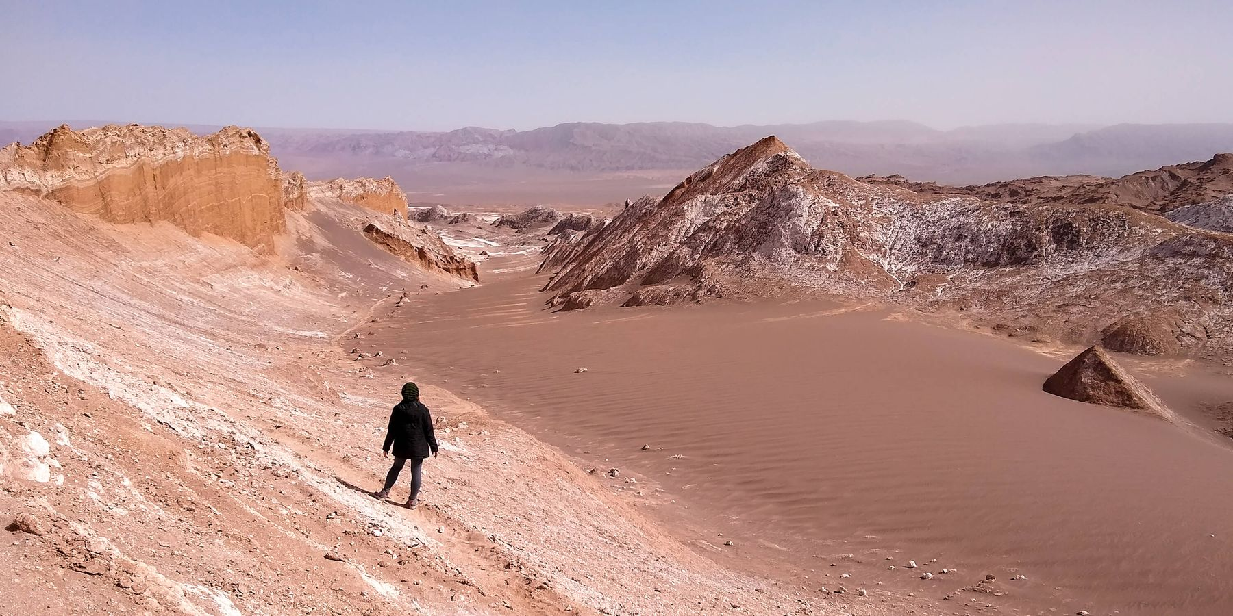 Atacama Desert, Chili