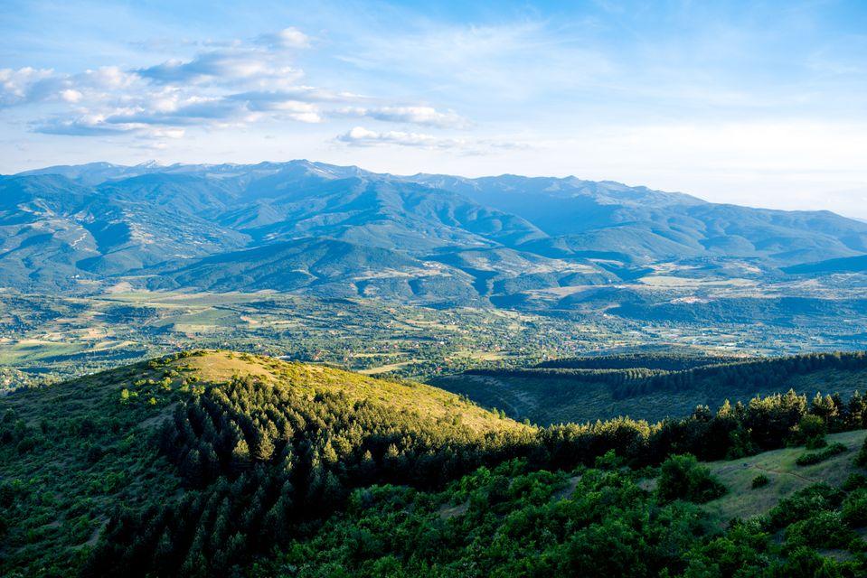 Die beste Reisezeit für Nordmazedonien