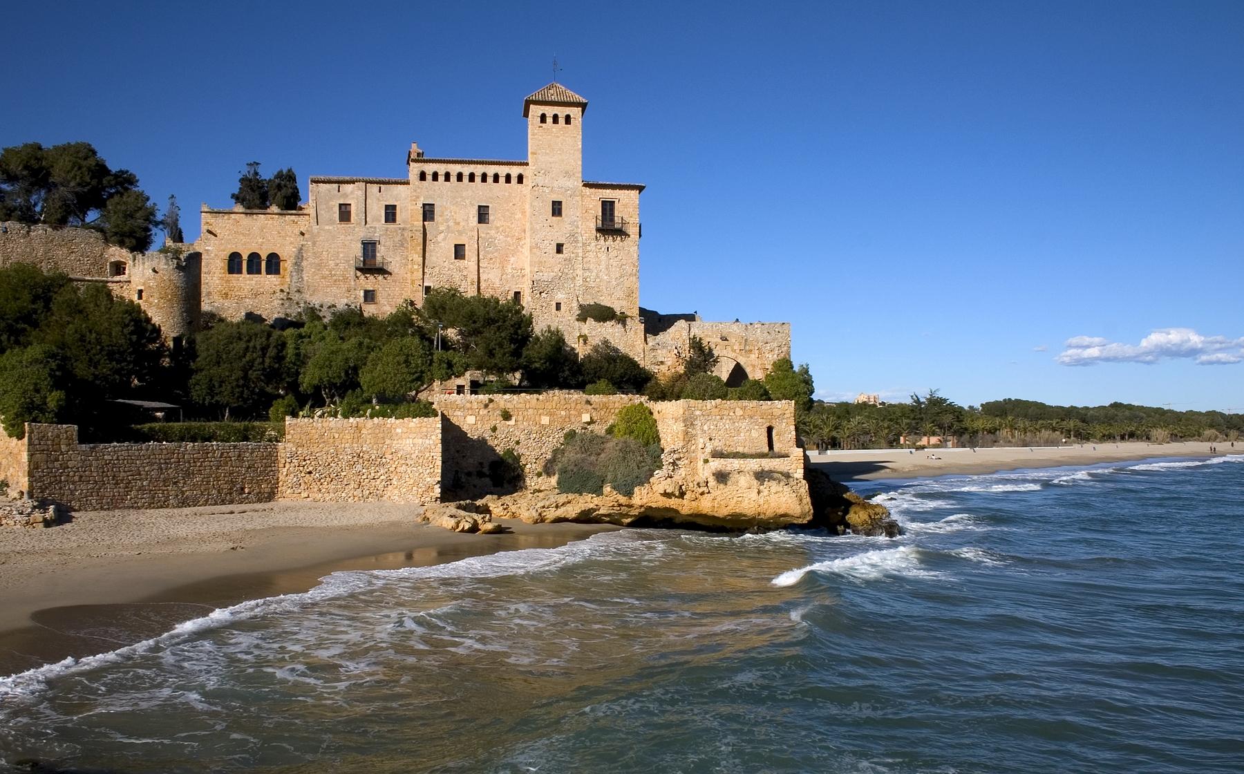Los 20 rincones más bonitos de Cataluña: Tamarit Beach