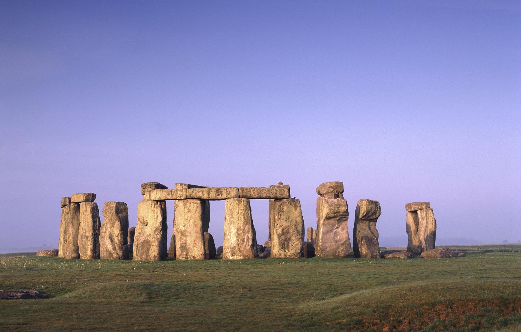 The original Stonehenge, UK