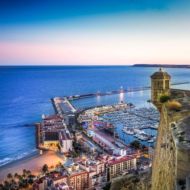 Road trip Espanja: Alicantesta Ibizalle