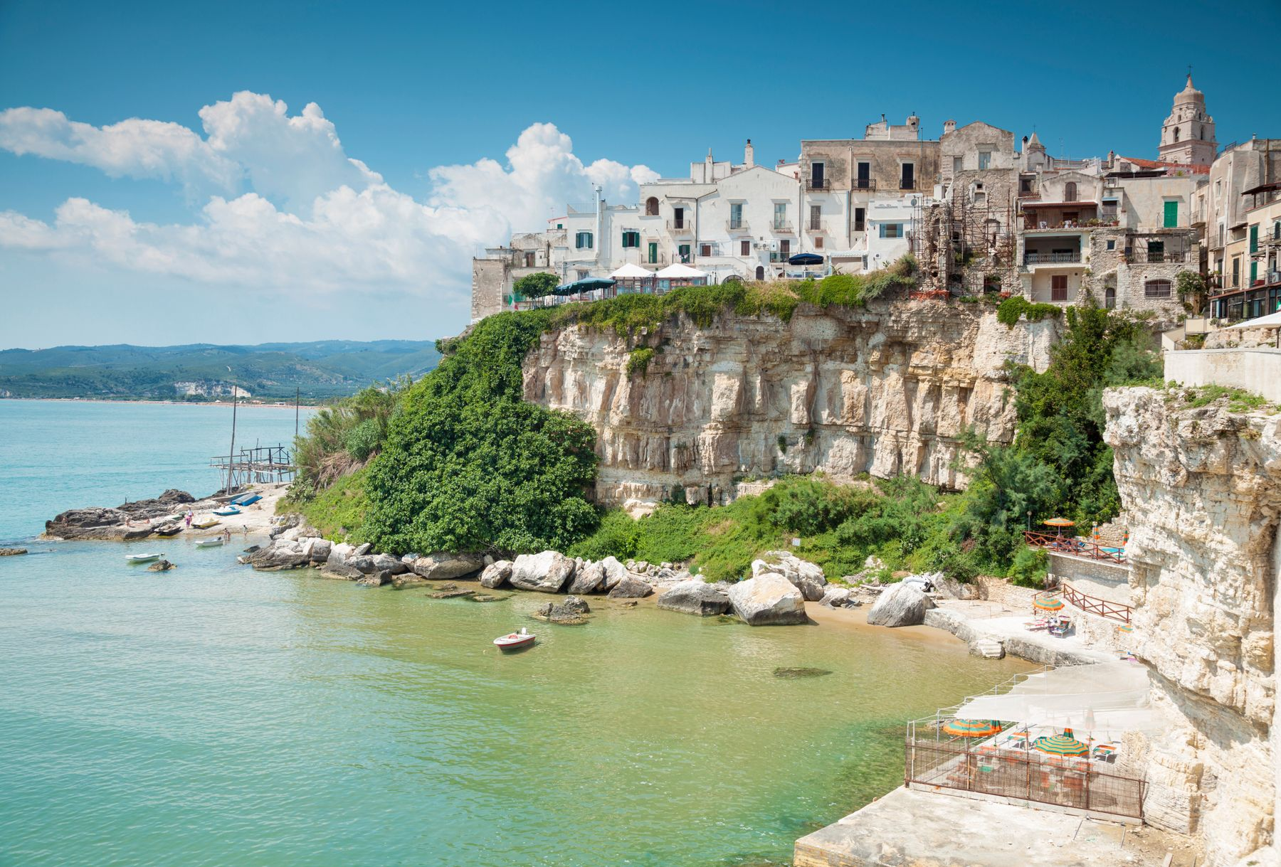 Spiagge del Gargano: Vieste Gargano