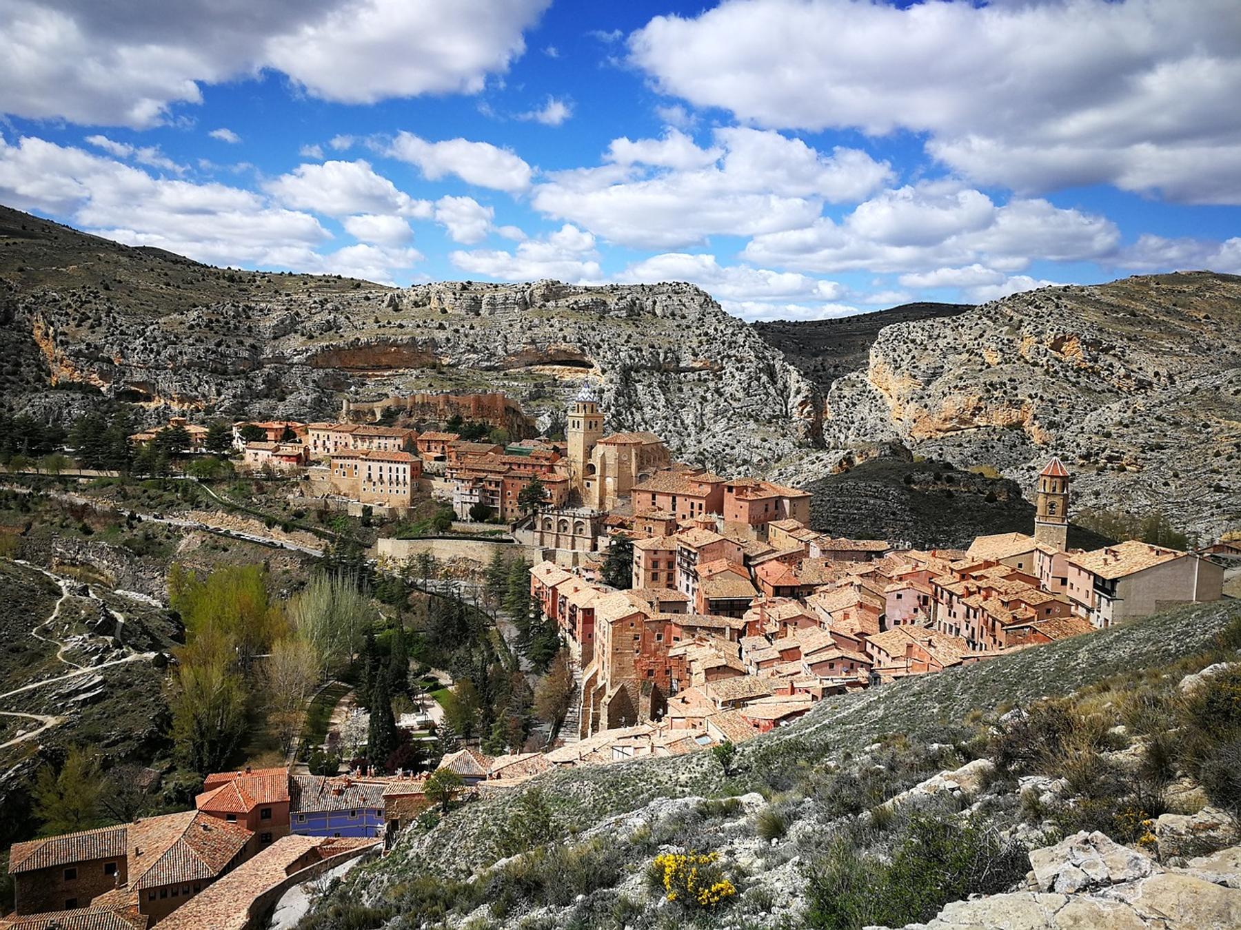 Albarracín pueblos más bonitos de España