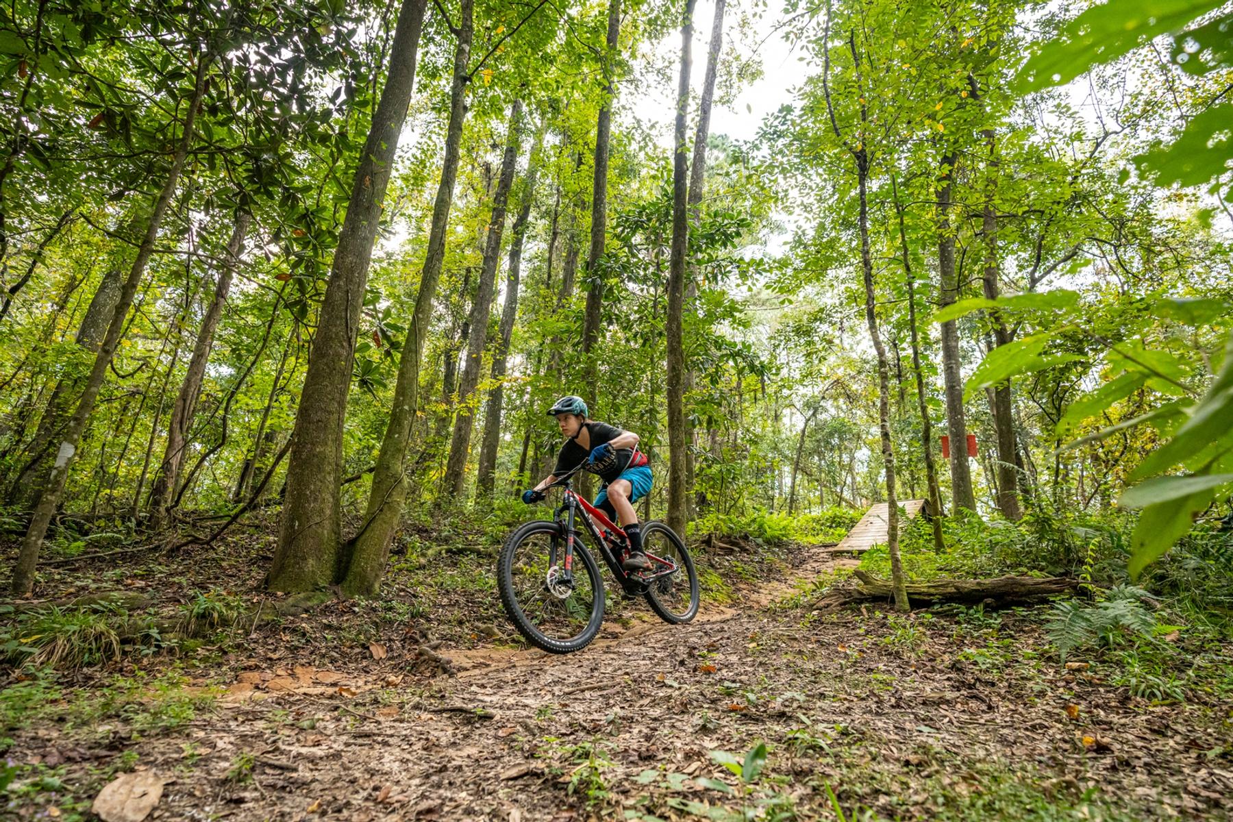 Mountain Bike Outdoor Activities in Florida