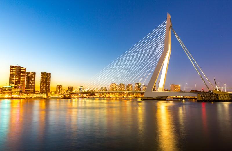 meerpersoonskamer Rotterdam hotel