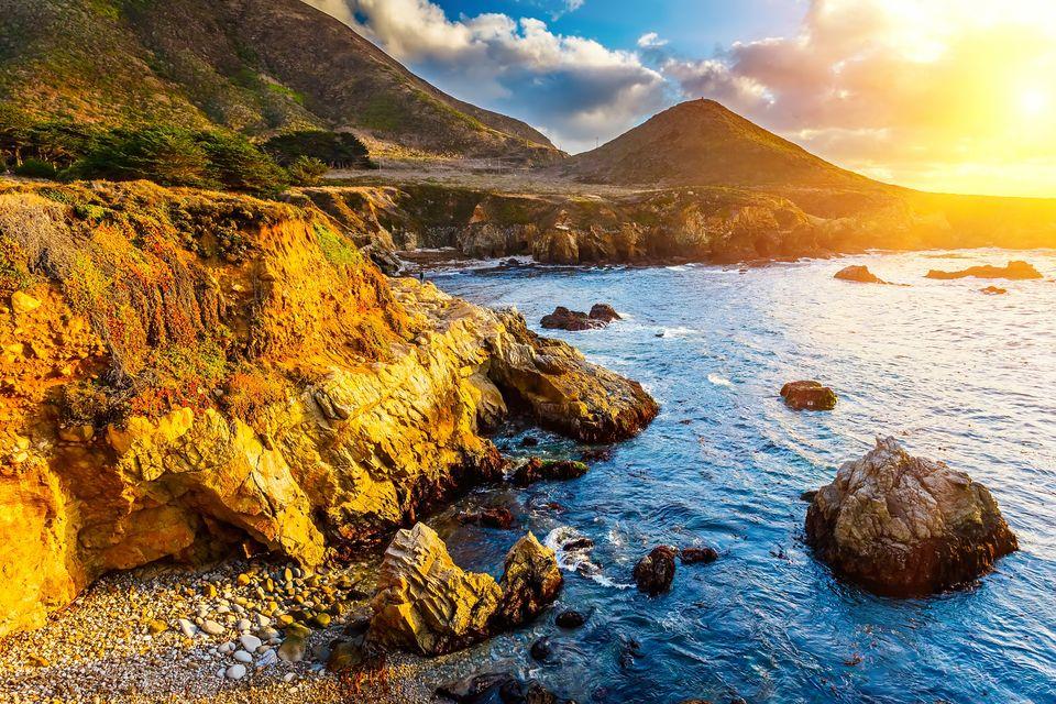 Point Lobos 自然风景保护区