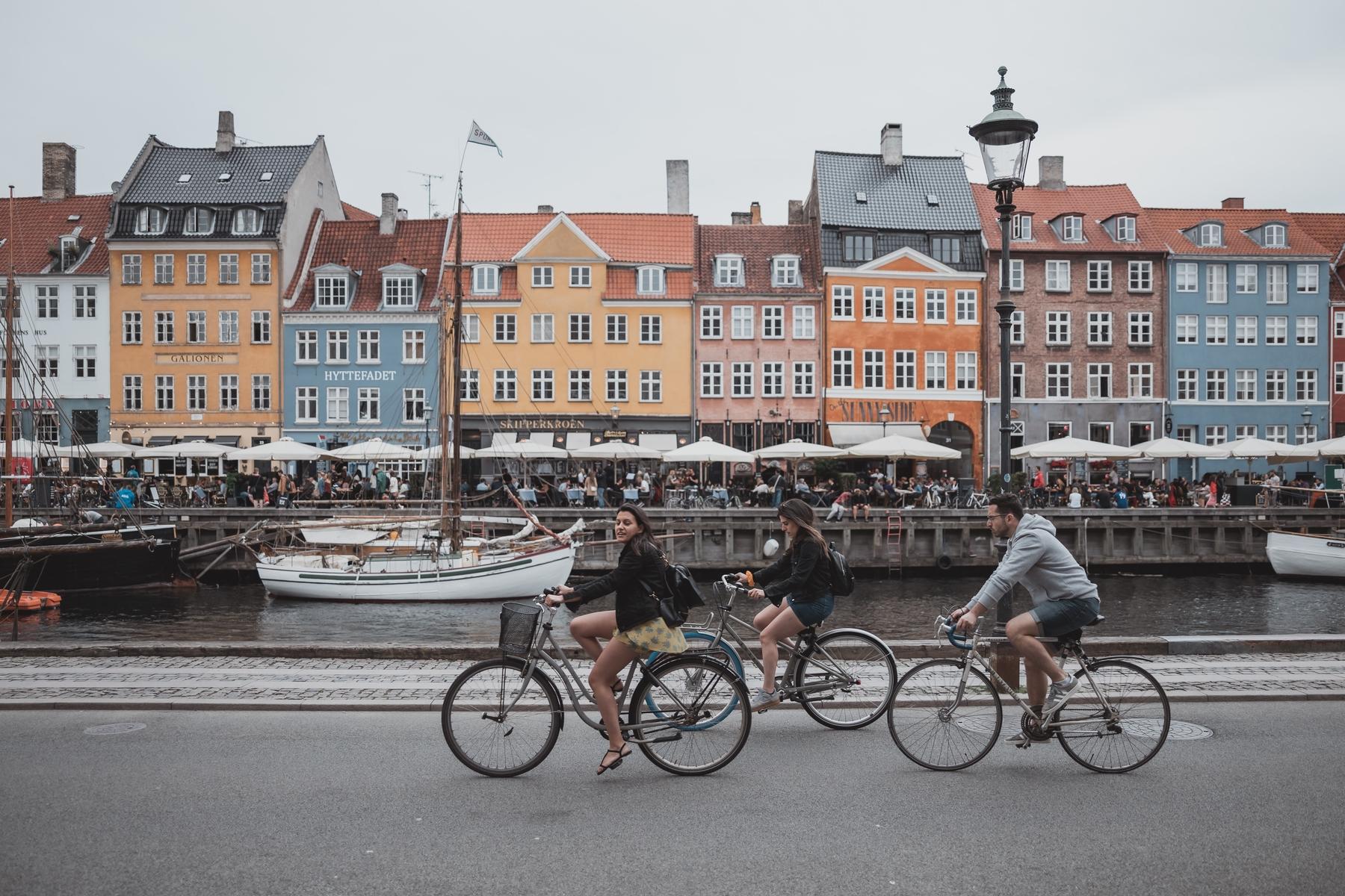 Fahrradfreundliche Städte: Kopenhagen