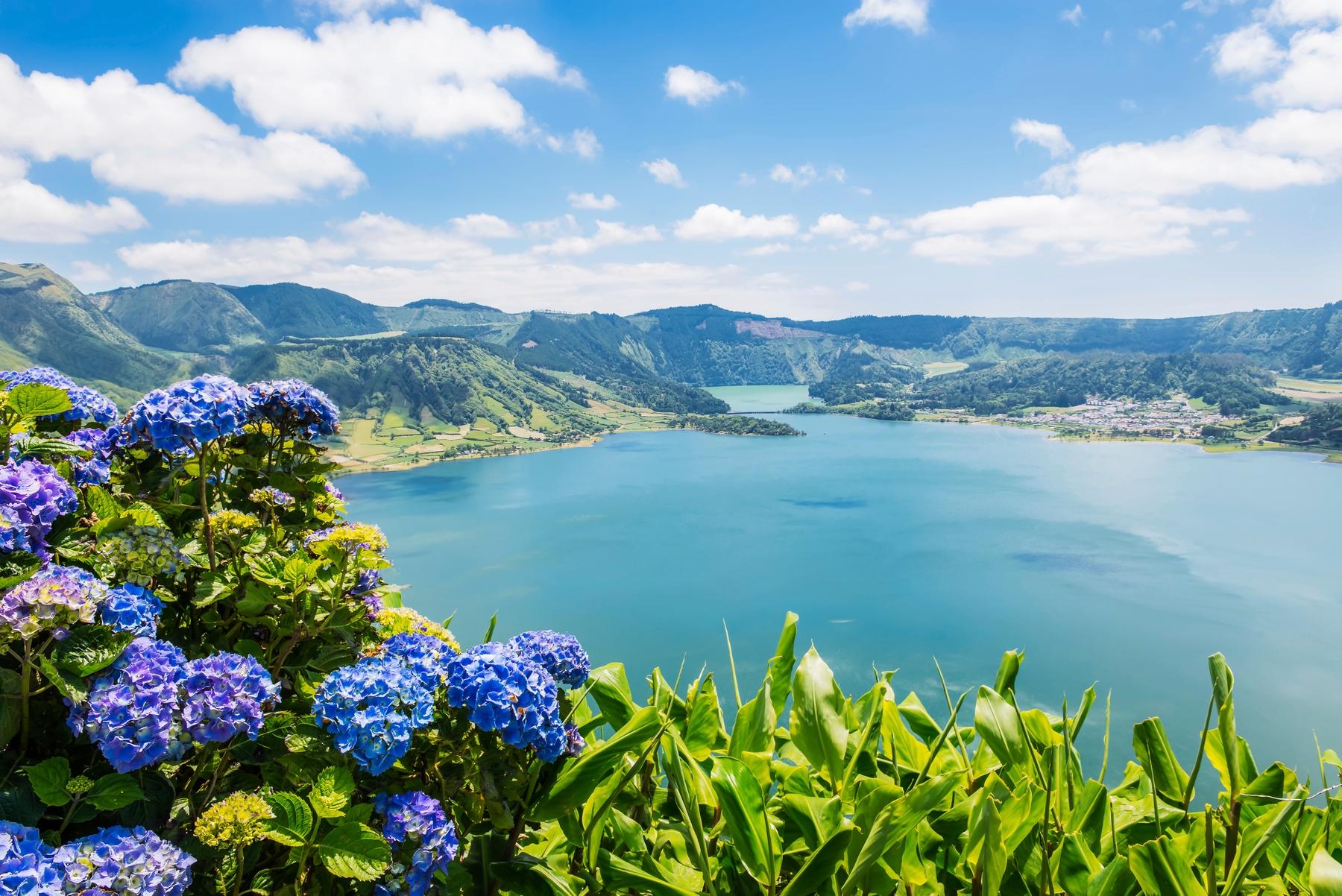 Azores está repleta de rincones encantadores