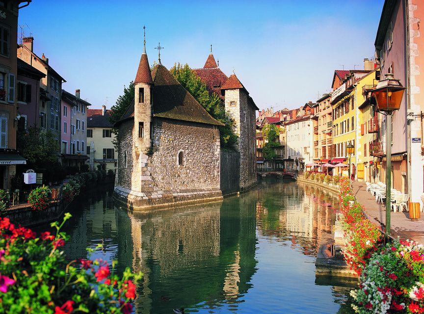 Die schönsten Orte in den Französischen Alpen: Annecy, Haute-Savoie
