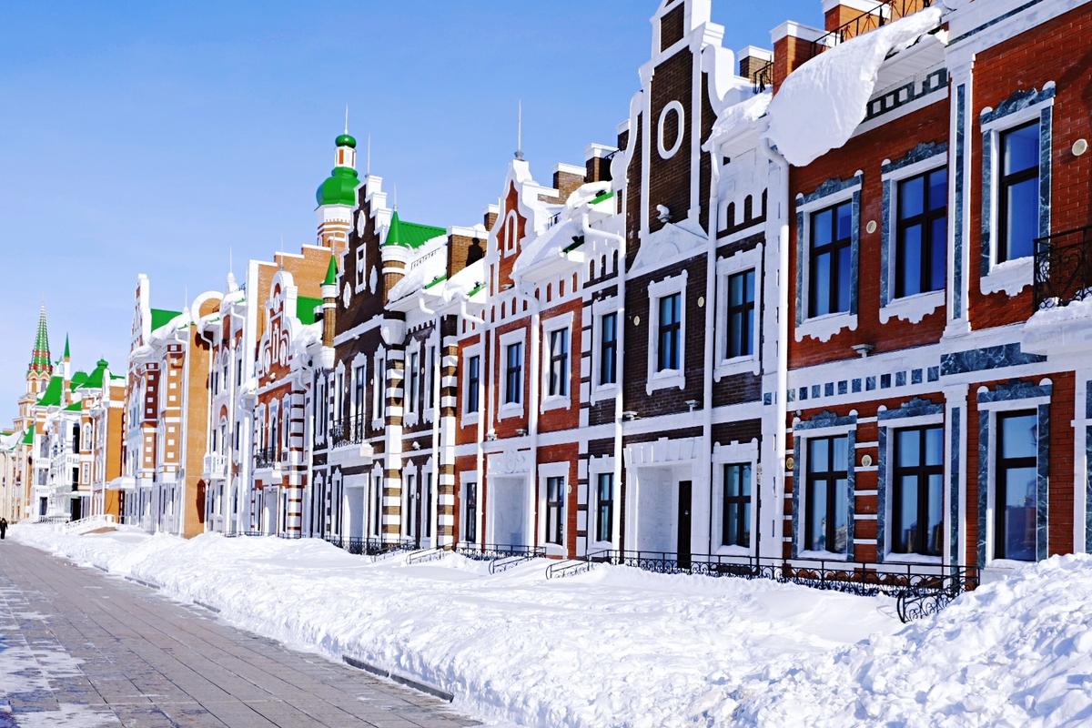 Угадайте, где находится этот город: в России или за рубежом