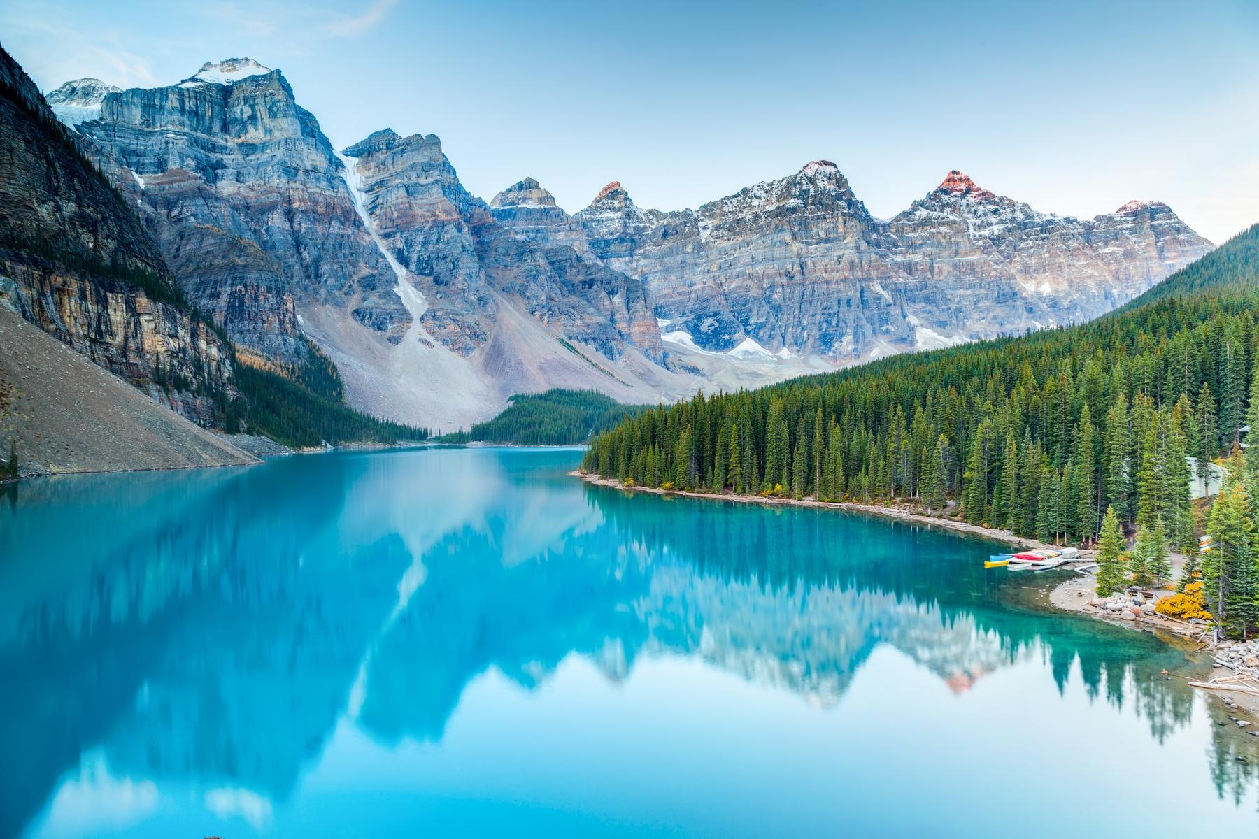 Los 20 lugares más fascinantes del mundo: Canadá