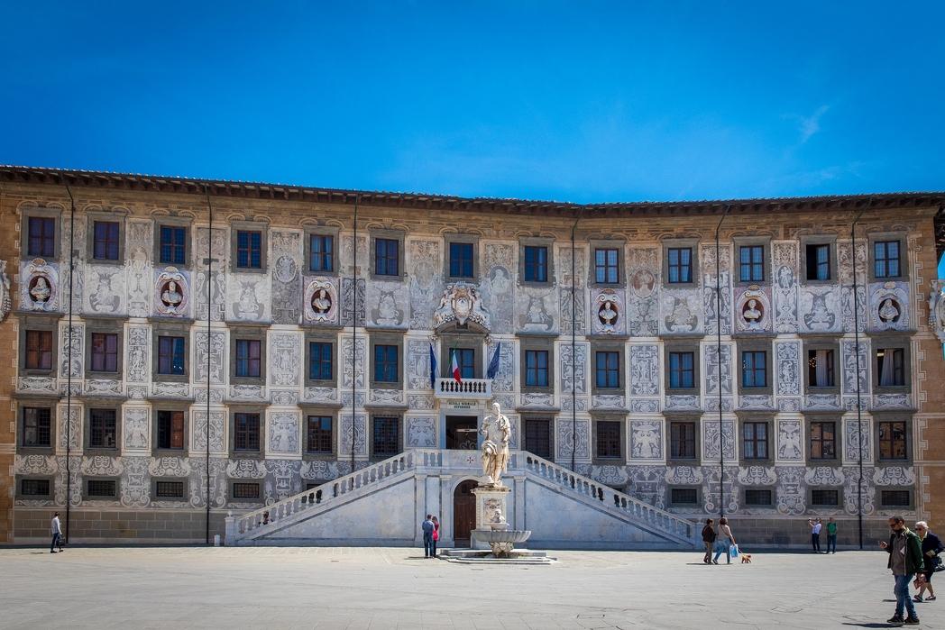 Cosa vedere a Pisa: Piazza dei Cavalieri
