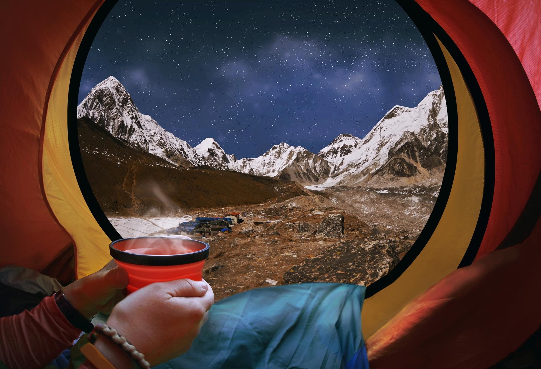 Лучшие направления путешествий для походов: Непал