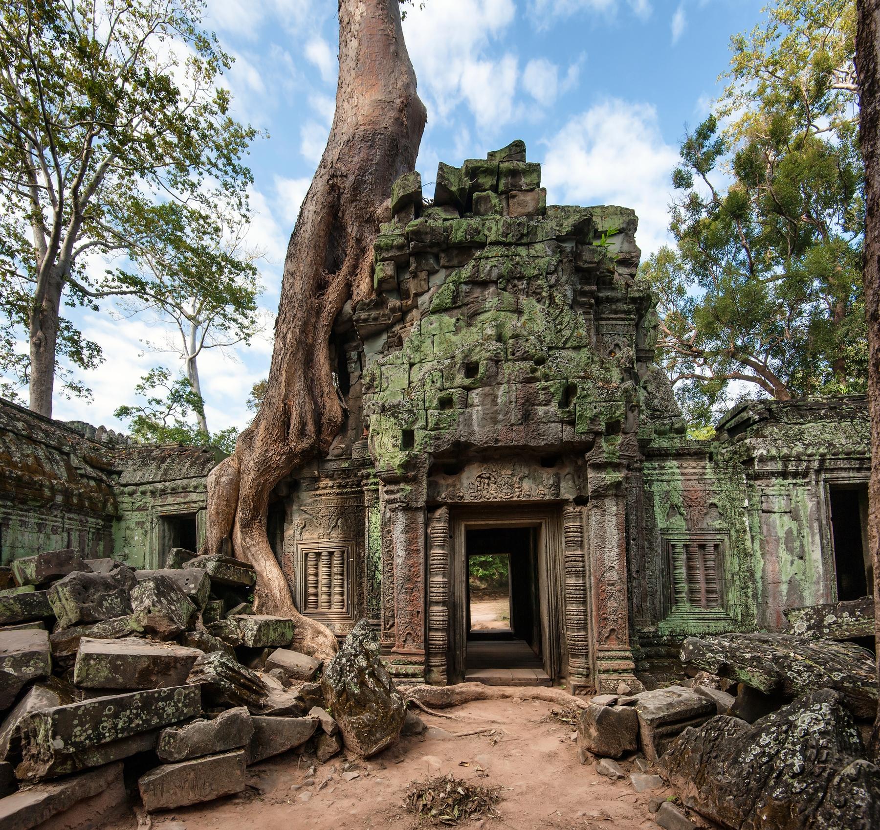Los 20 lugares más fascinantes del mundo: Camboya