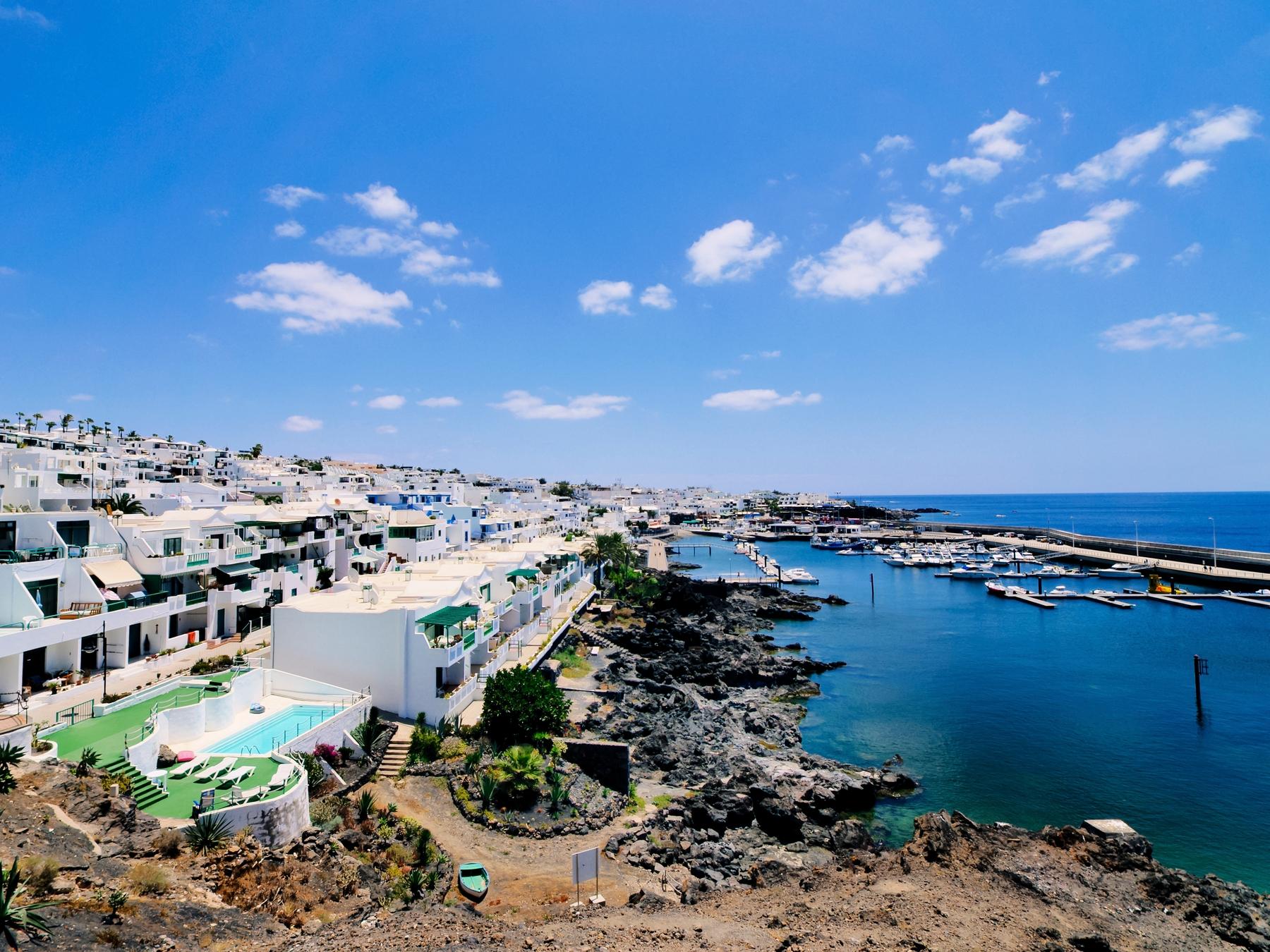 Spiagge gran Canaria: Playa de Puerto Rico Gran Canaria