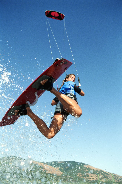 Teneriffa Kiteboarding