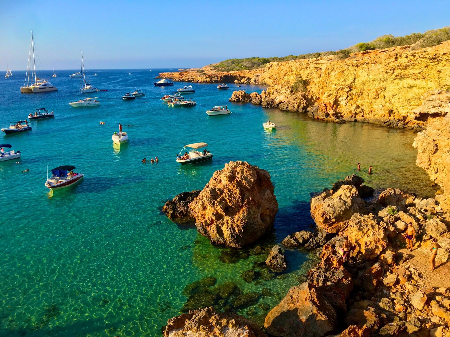 Vakantie Ibiza in juni