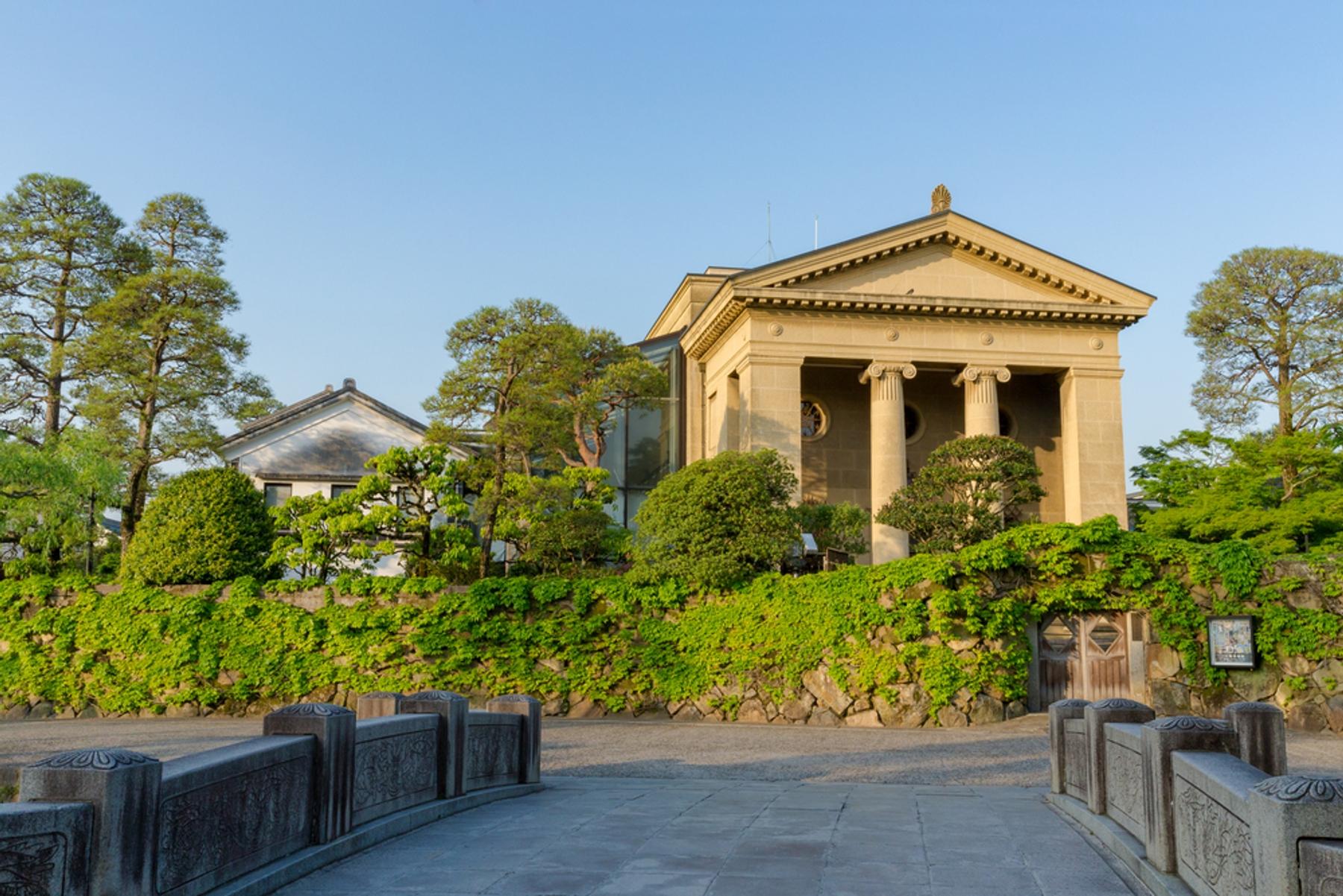 岡山県 倉敷美観地区 大原美術館