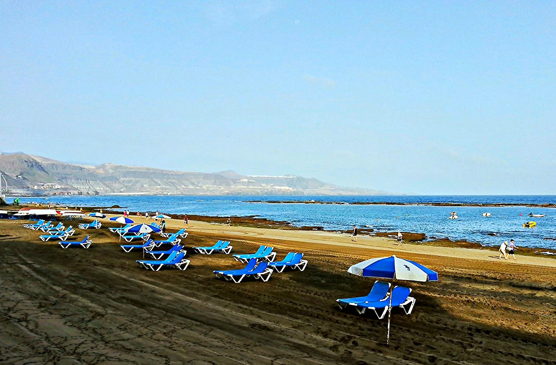 Spiagge gran Canaria: Playa de Las Canteras Gran Canaria