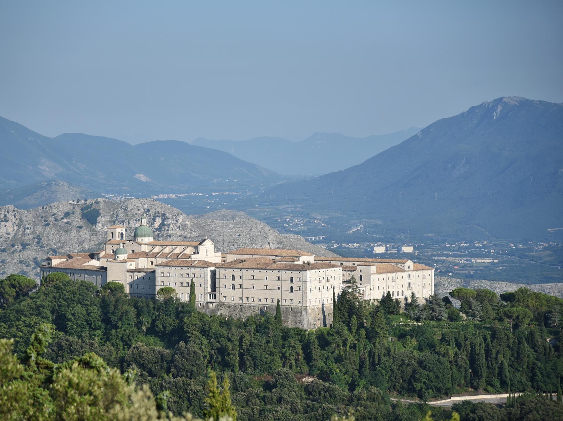 Montecassino in Ciociaria