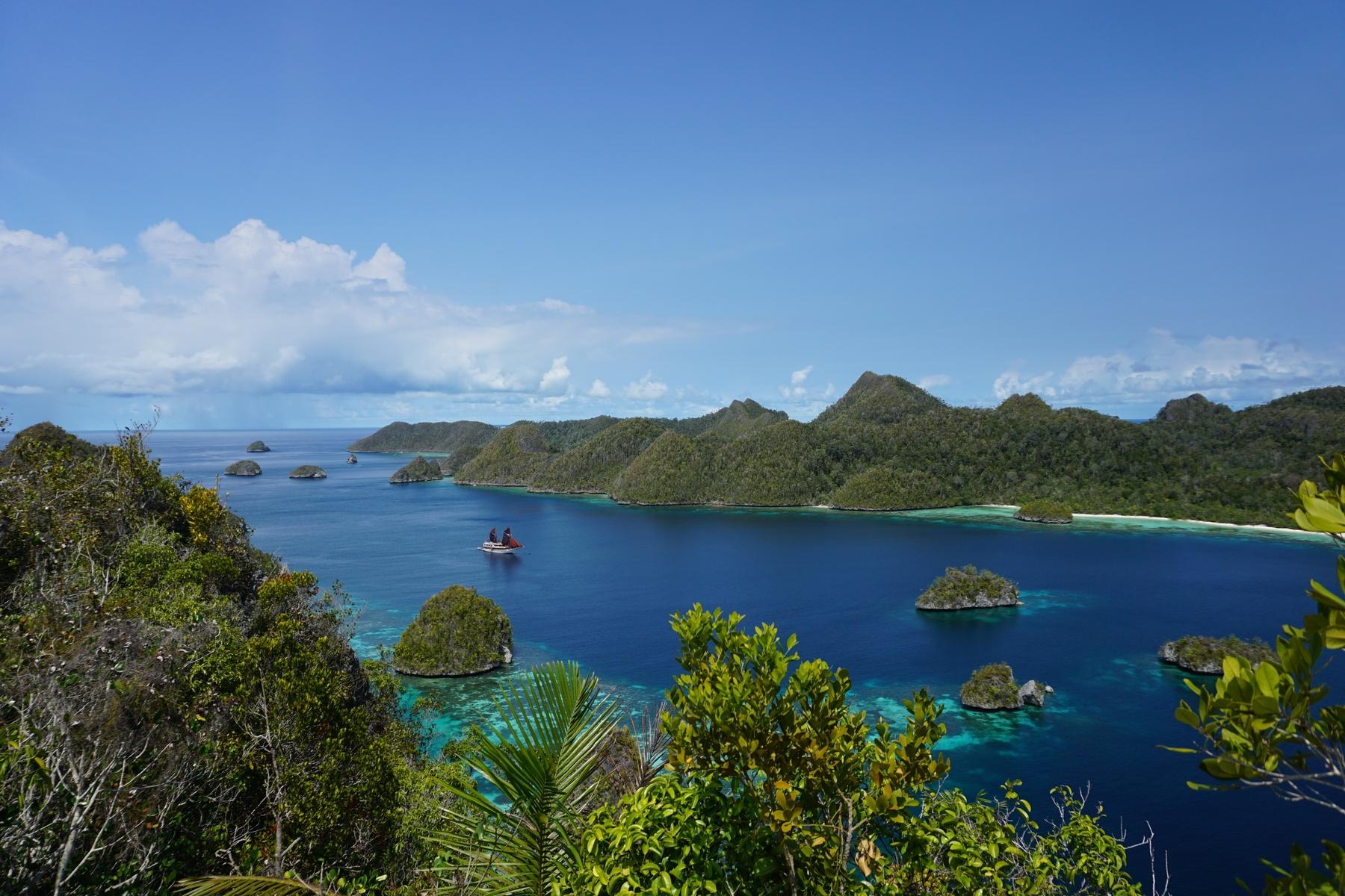 Отдых в Западной Новой Гвинее