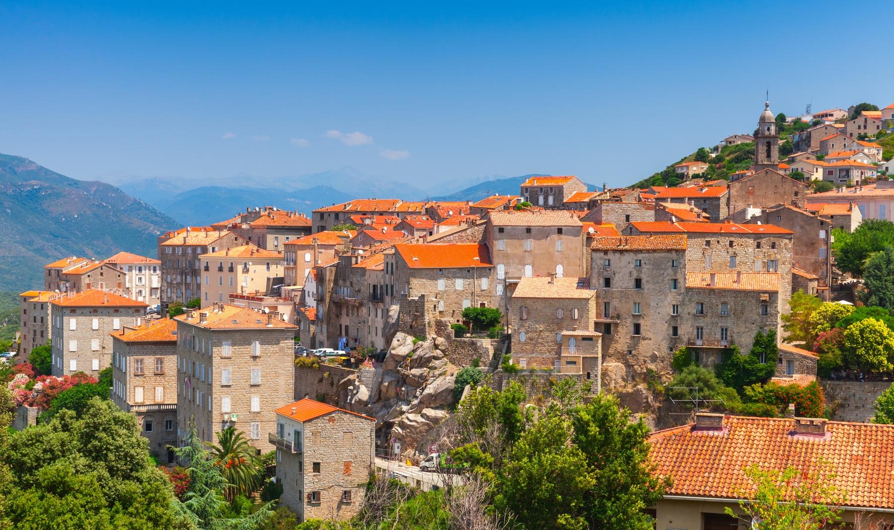 destination la Corse pour les vacances de noël inédites en 2020