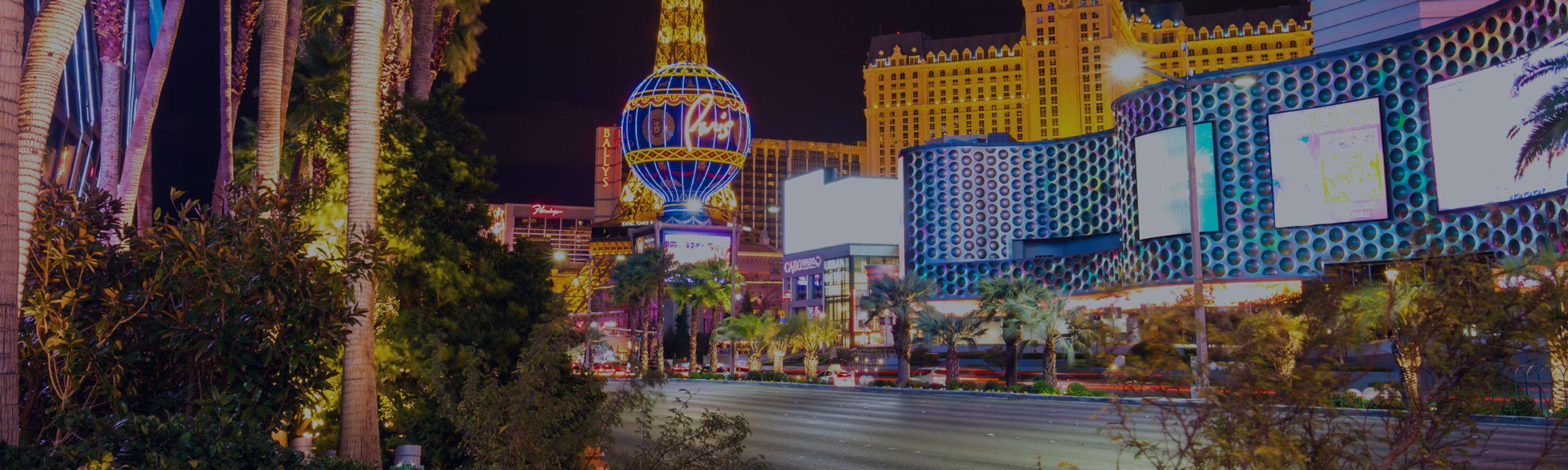 Top Hotels On The Las Vegas Strip Skyscanner Canada