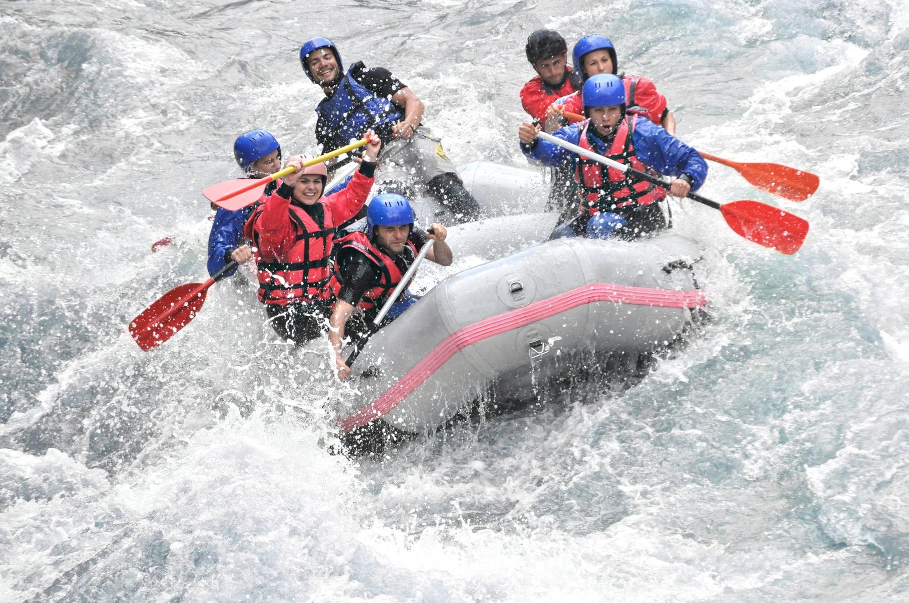 Erlebnisreisen in den USA: Wildwasser-Rafting im Grand Canyon