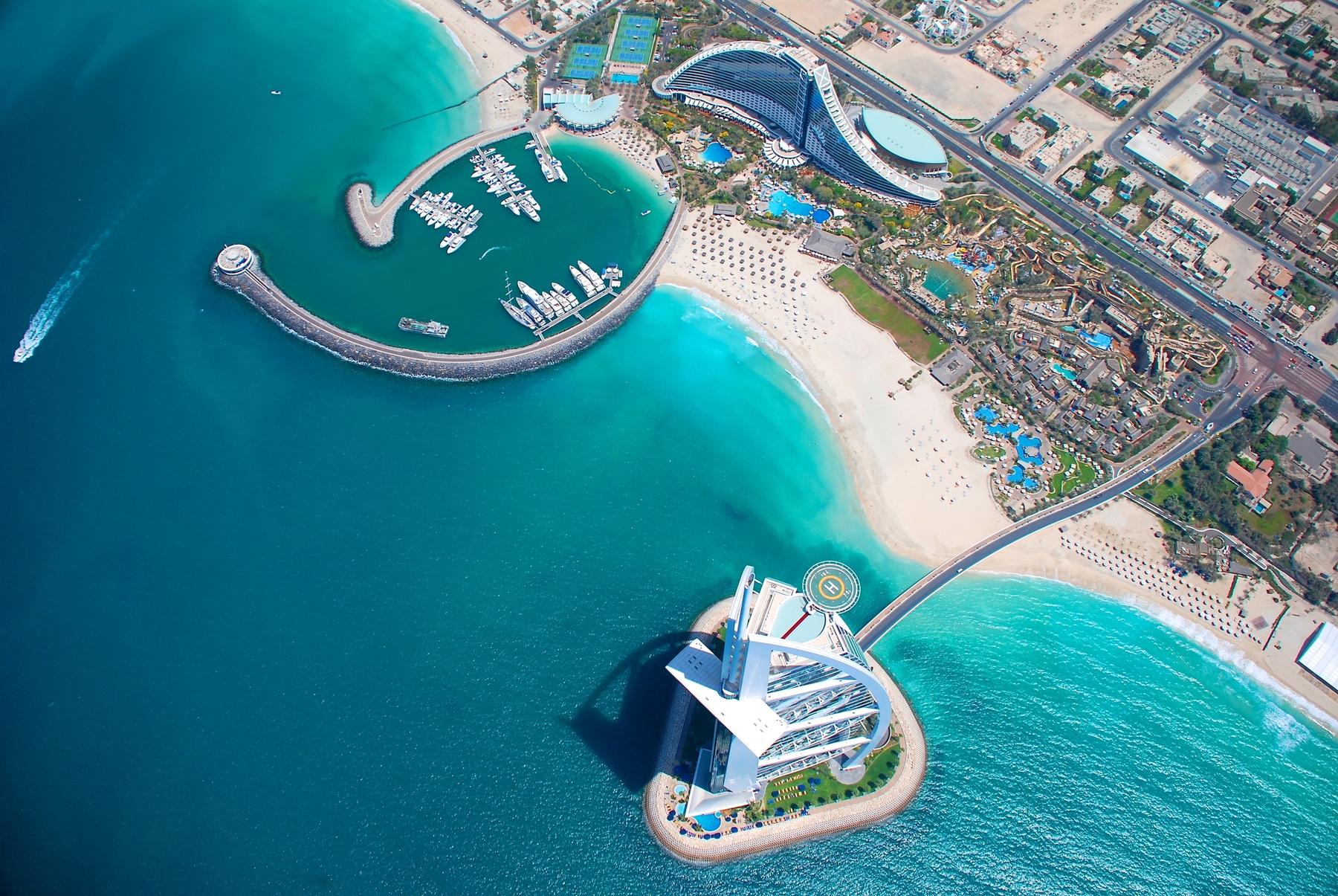 Где купаться в январе и феврале — Дубай, ОАЭ