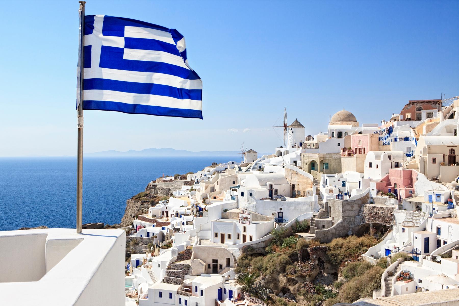 se puede viajar a las islas griegas desde España
