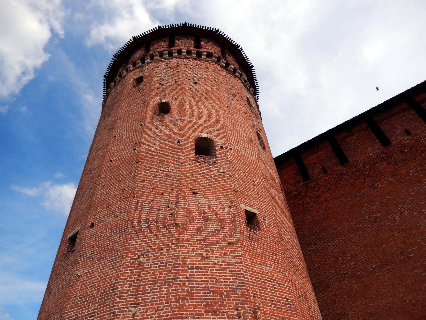 Знаковое место Коломны — Маринкина башня