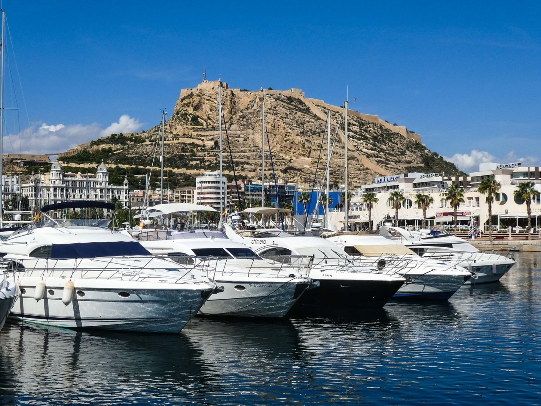Puerto de Alicante que ver en Alicante