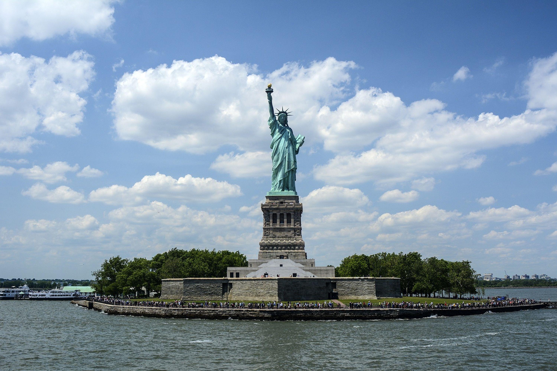Aby obejrzeć Statuę Wolności nie potrzebujesz już wizy do USA