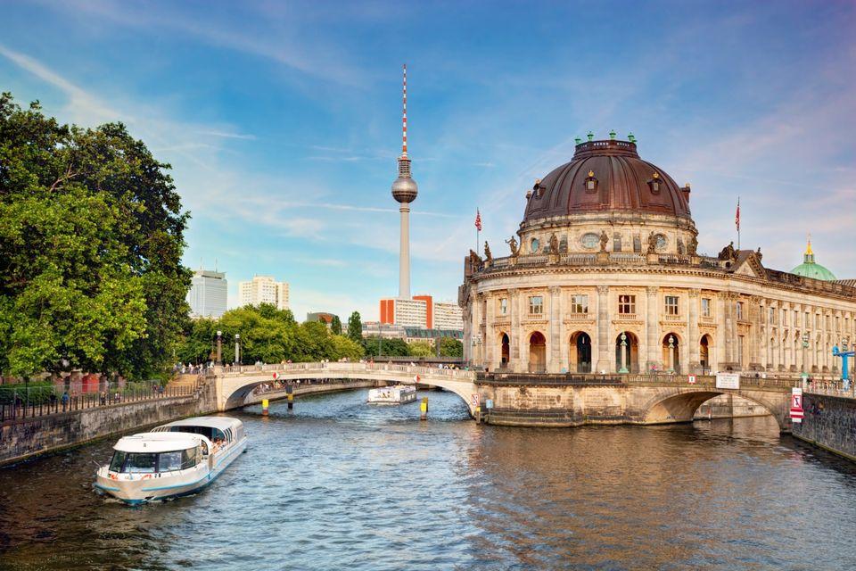 berlin müzeler adası kültür sanat