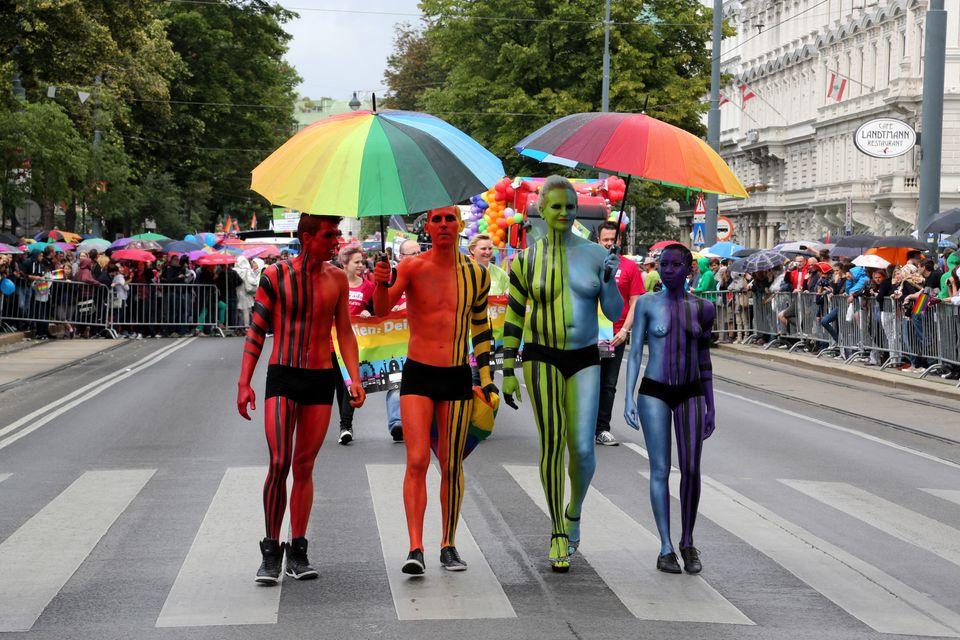 Celebraciones orgullo gay Grecia