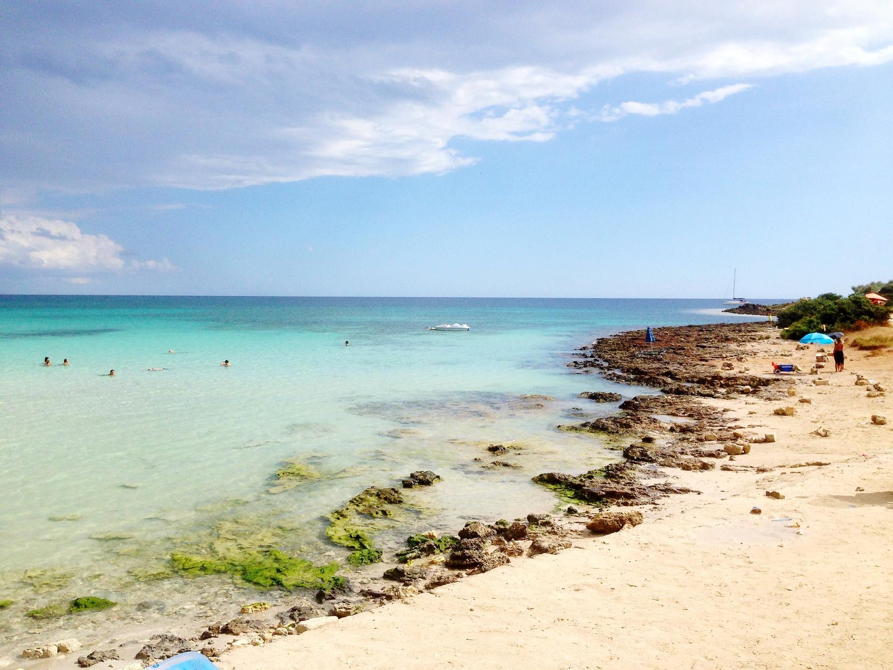 spiagge salentine
