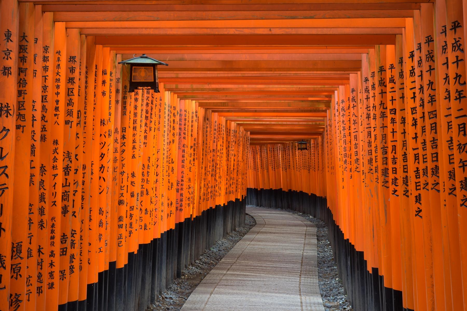 Cosa vedere a Kyoto Fushimi Inari Taisha