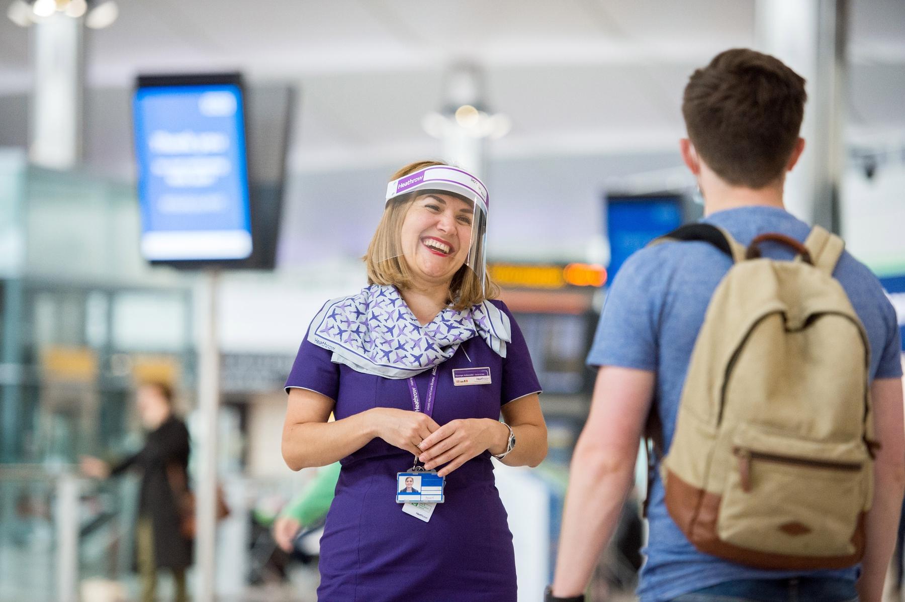 Путешествие во время пандемии. Аэропорт Хитроу, Лондон