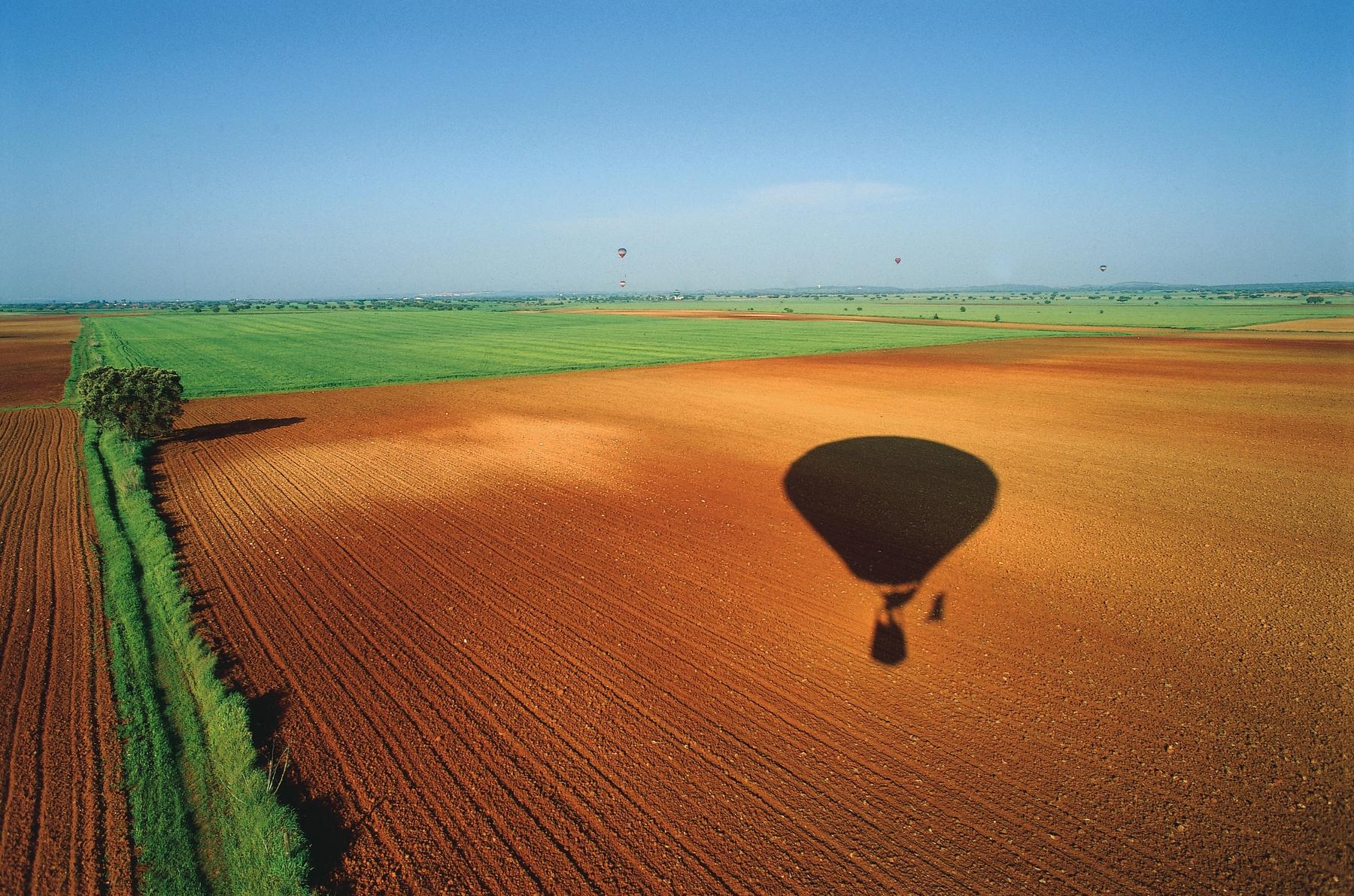 Air baloon in Portugal