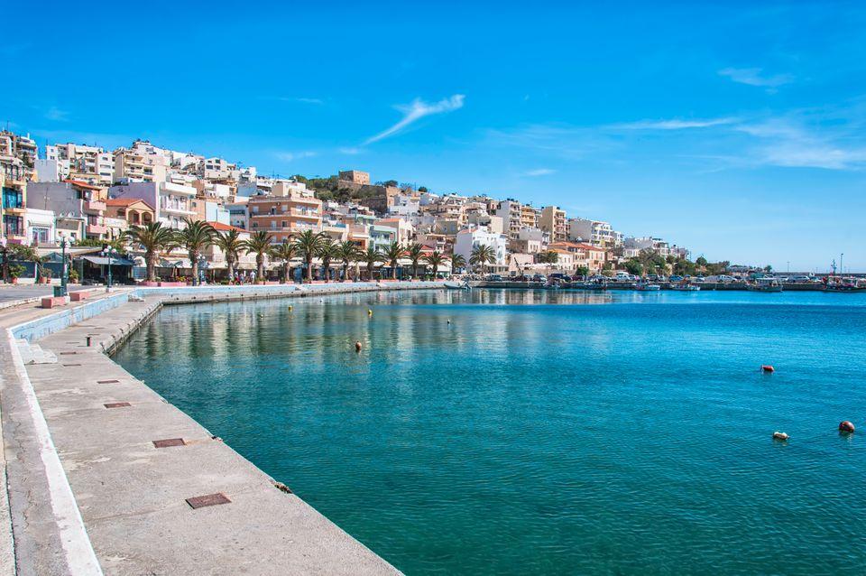Die malerischsten Orte auf Kreta: Sitia, Region Lasithi