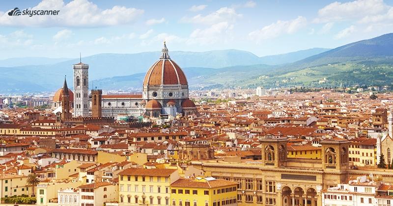 Lugares más bonitos de Italia: Florencia